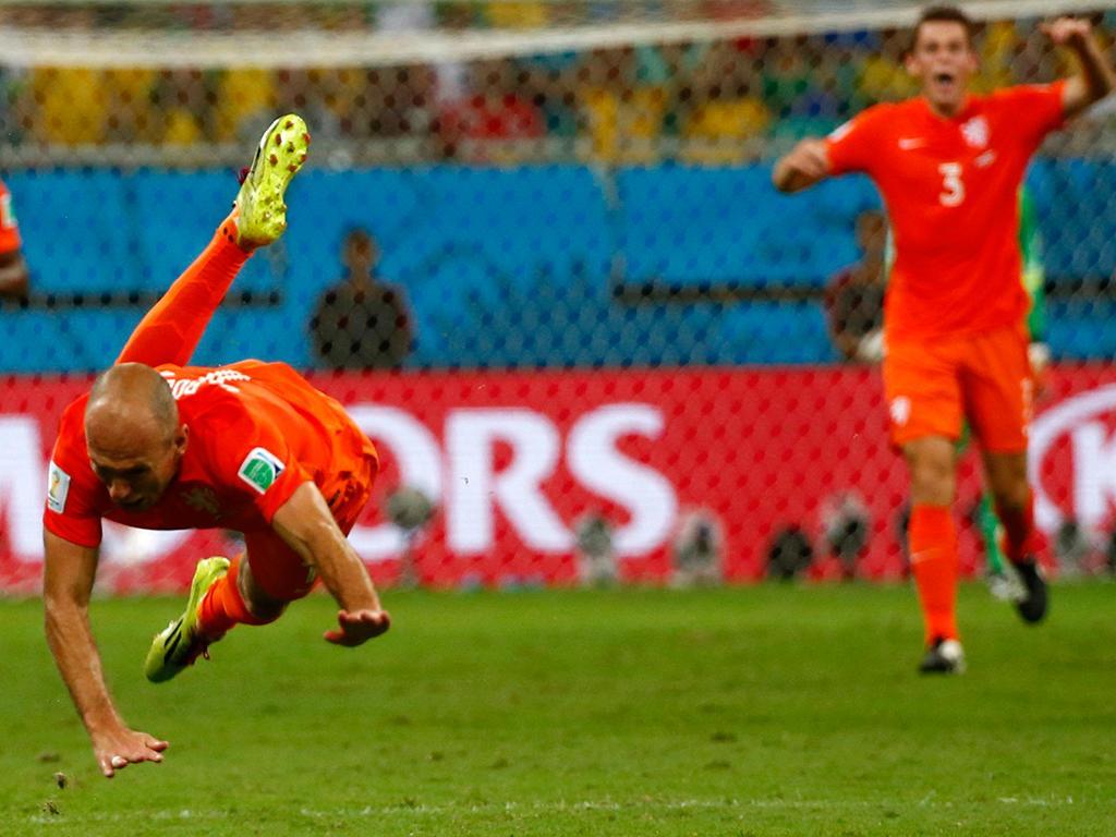 Holanda VS Costa Rica (Reuters)