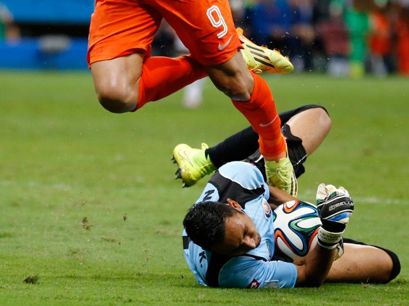 Holanda VS Costa Rica (Reuters)
