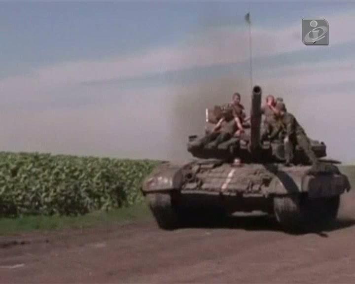 Exército ucraniano conquista bastião separatista de Slaviansk