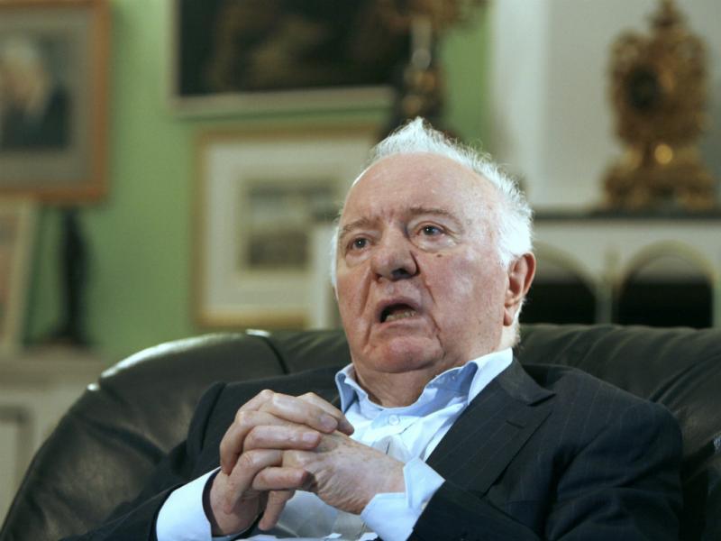 Eduard Shevardnadze (Reuters)