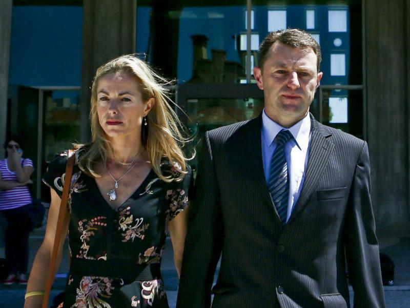 Julgamento que opõe pais de Maddie a Gonçalo Amaral (LUSA)