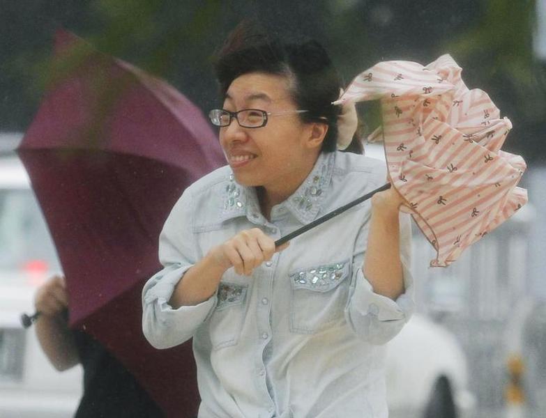 Tufão Neoguri no Japão (Reuters)