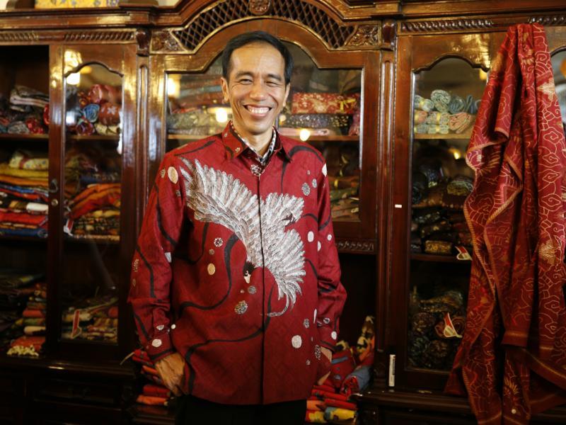Joko Widodo (Reuters)