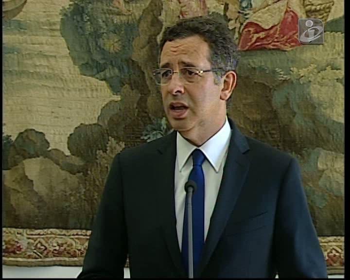Seguro e Passos não discutiram nomes para próximo comissário europeu