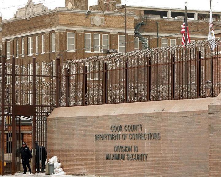 Incidente ocorreu na prisão de alta segurança de Cook County em Chicago (Reuters)