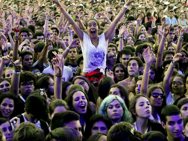 Festival Alive 2014 (LUSA)