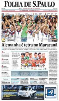 Folha São Paulo (Brasil)