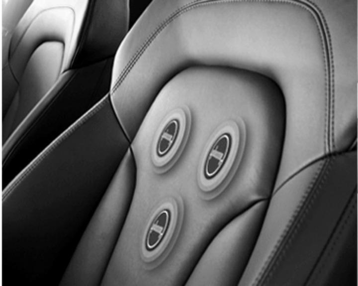 Os assentos com um sensor de eletrocardiograma irá evitar os perigos de adormecer ao volante (Plesseysemiconductors.com)