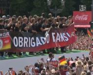 Alemanha: a festa em Berlim