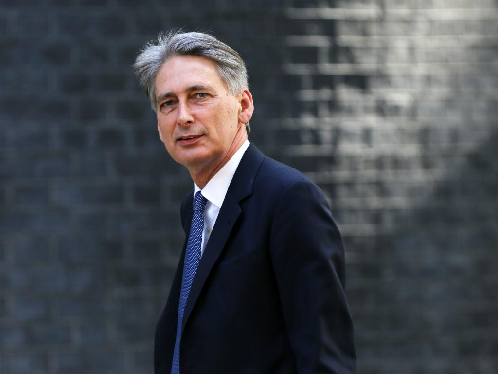 Philip Hammond  (Reuters)