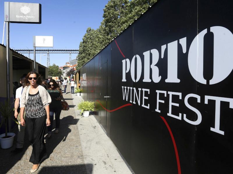 Porto Wine Fest (Lusa)