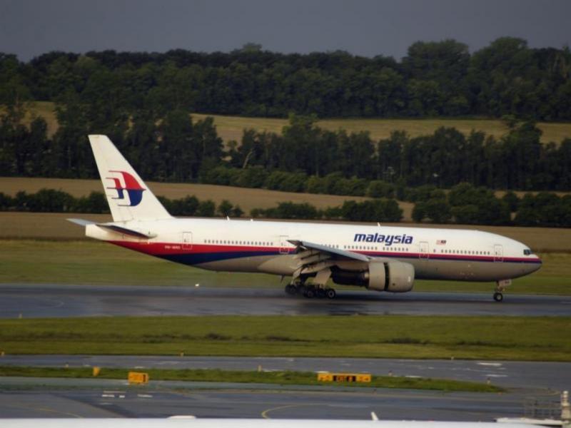 Avião da Malaysia Airlines (Reuters)