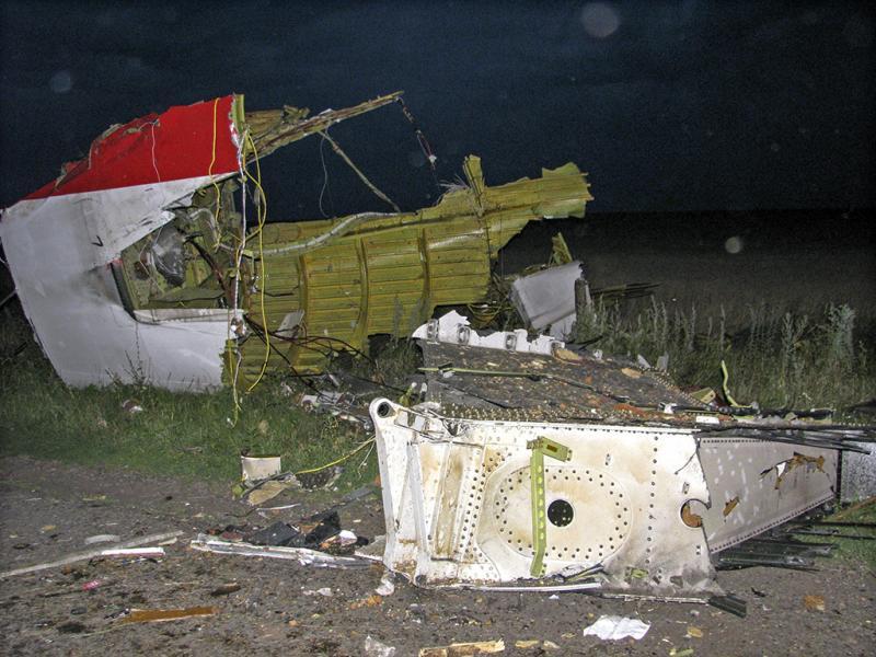 Avião malário despenha-se na Ucrânia (Lusa)