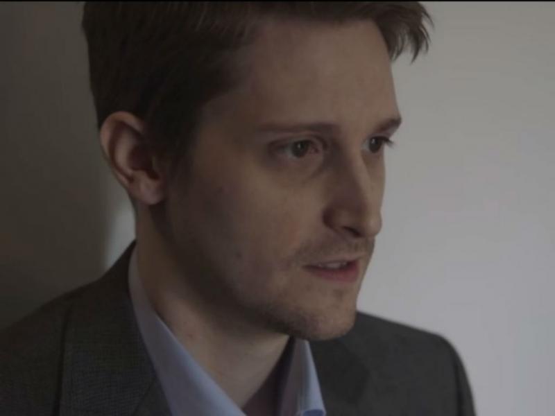 Edward Snowden em entrevista ao «The Guardian» (Reprodução)