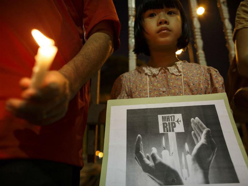 MH17: vítimas da tragédia lembradas e homenageadas (Reuters)