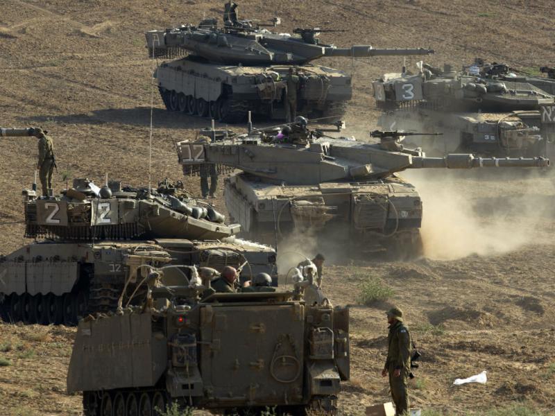 Exército israelita (Lusa)