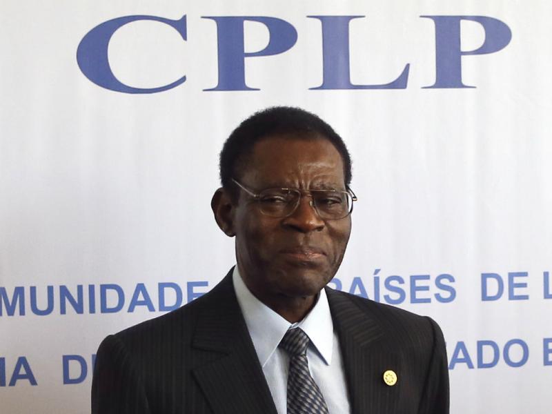 Teodoro Obiang [Lusa]