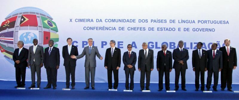 Guiné Equatorial aceite na CPLP (Lusa/Paulo Novais)