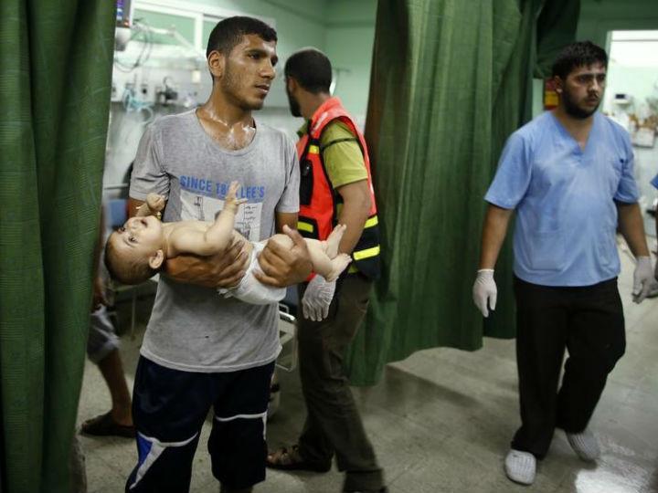 Israel atacou escola da ONU em Gaza [Foto: Reuters]