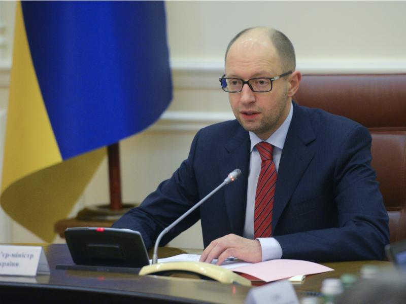 Arseniy Yatsenyuk (Reuters)