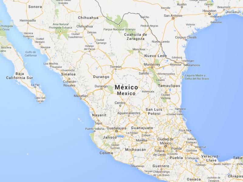 México (Google Maps)