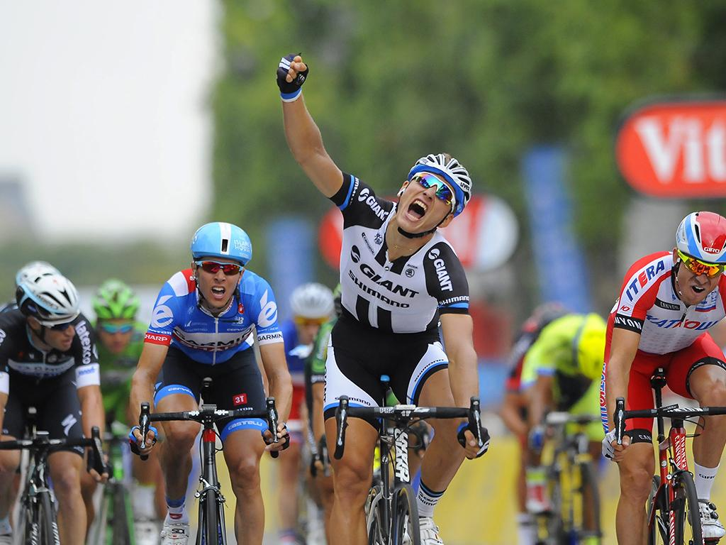 Tour: o dia da consagração de Nibali (Lusa)