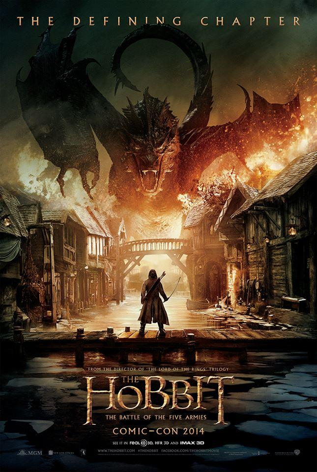 «O Hobbit: A Batalha dos Cinco Exércitos»