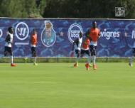 FC Porto: um reforço para a baliza e outro no treino