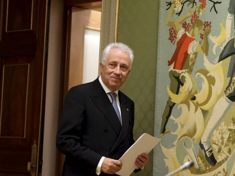 Carlos Costa (Lusa/Tiago Petinga)