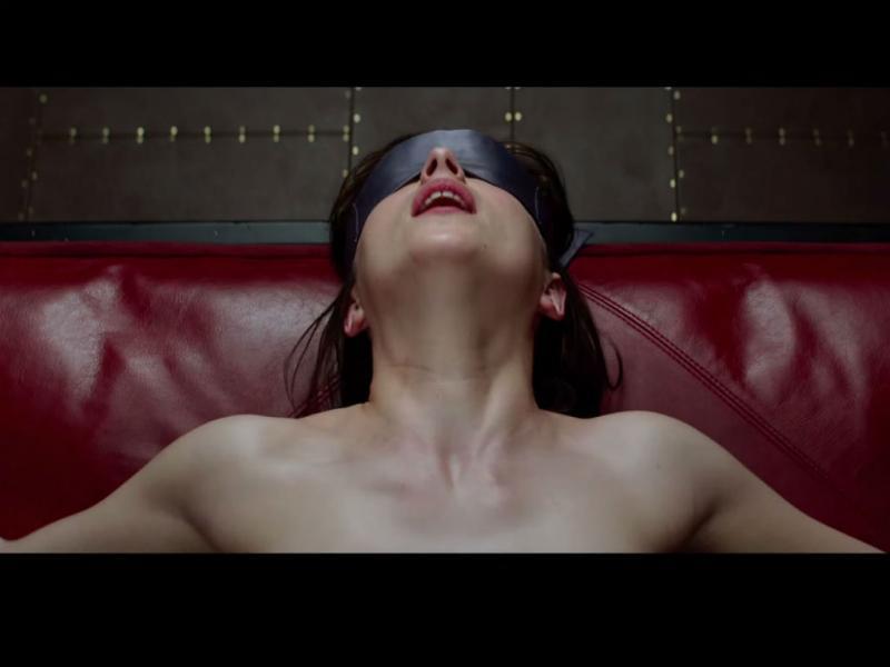 Trailer de «As 50 Sombras de Grey» (Reprodução YouTube)