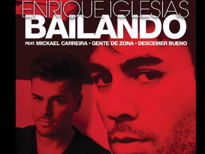 Enrique Iglesias e Mickael carreira
