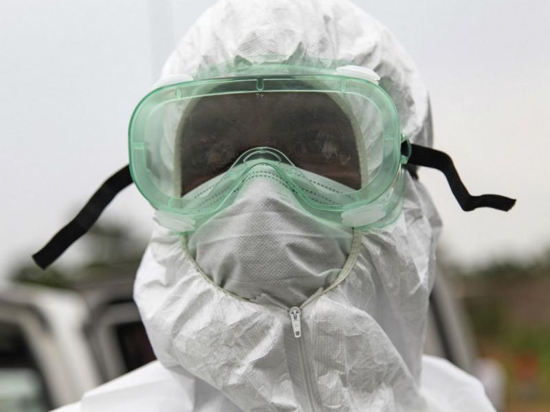 Ébola (Lusa/EPA)