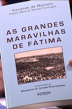 Os livros de Marcelo Rebelo de Sousa «As Grandes Maravilhas de Fátima»