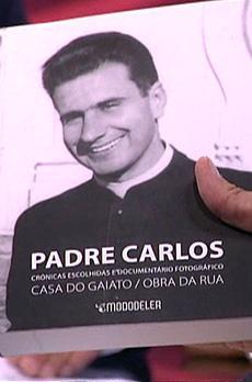Os livros de Marcelo Rebelo de Sousa «Padre Carlos»
