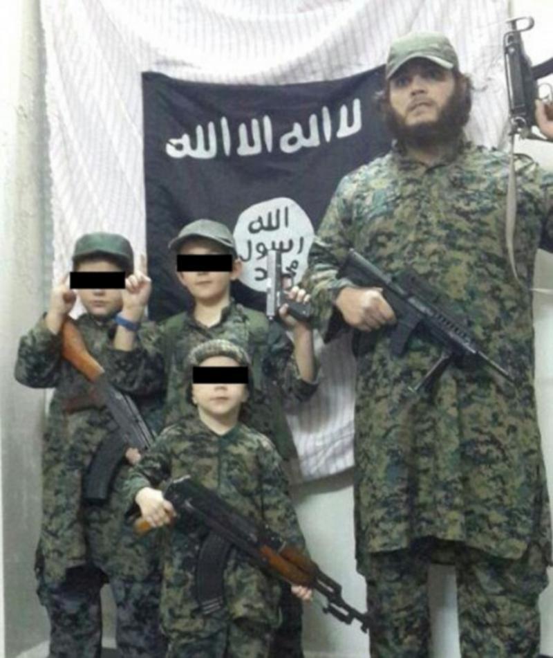 Jihadista australiano causa polémica nas redes sociais