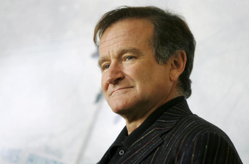 2005 - Robin Williams Foto: Reuters