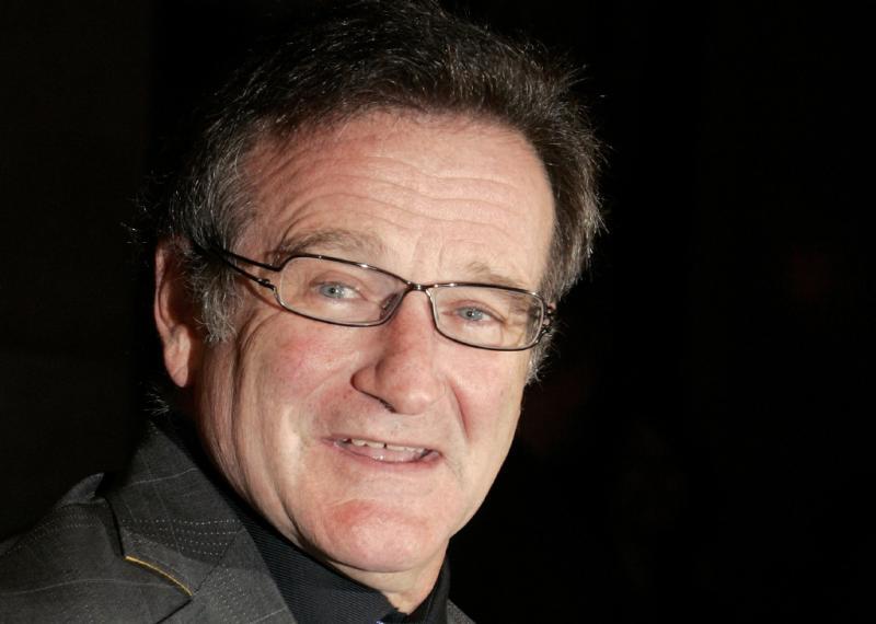 2006 - Robin Williams Foto: Reuters