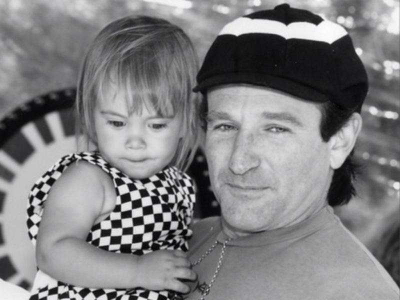 A última foto de Robin Williams no Instagram