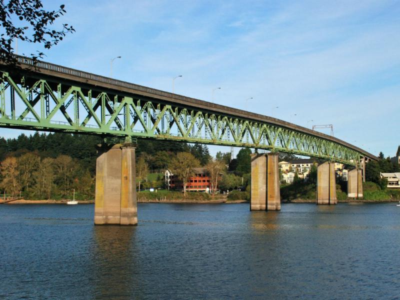 Ponte Sellwood está à venda