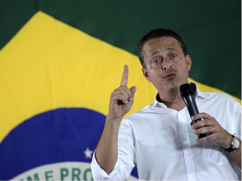 Eduardo Campos [Reuters]