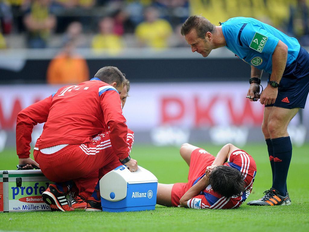 Borussia Dortmund vs Bayern de Munique