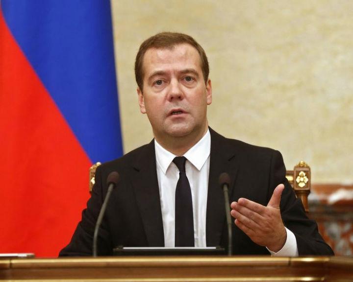 A conta no Twitter do primeiro-ministro da Rússia, Dmitry Medvedev, foi alvo dos «hackers» (Reuters)