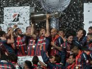Libertadores: San Lorenzo é o campeão sul-americano (Lusa)