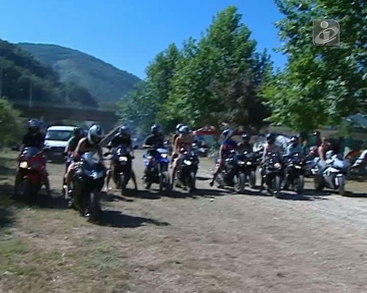 Mais de 12 mil motards na segunda maior concentração do país