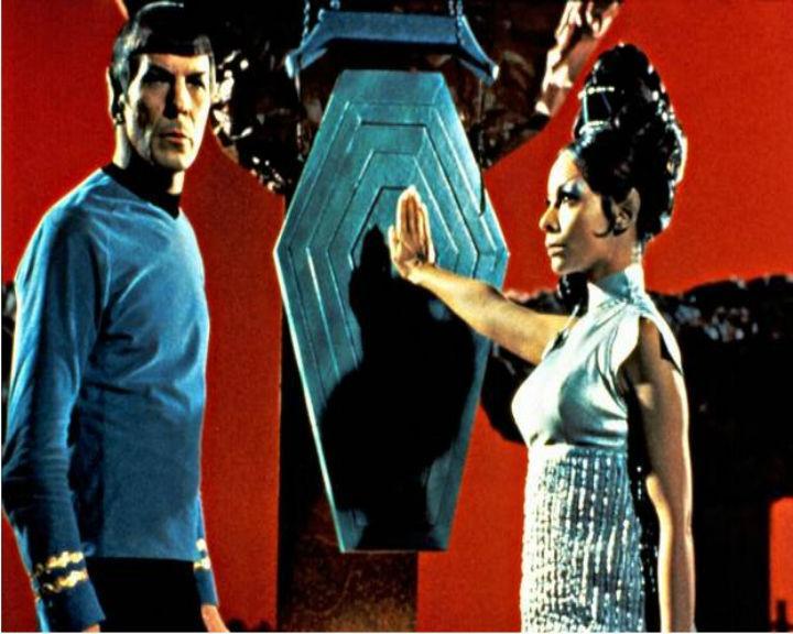 Atriz que ficou conhecida por ter encarnado a noiva de Mr. Spock em «Star Trek» morreu com 78 anos