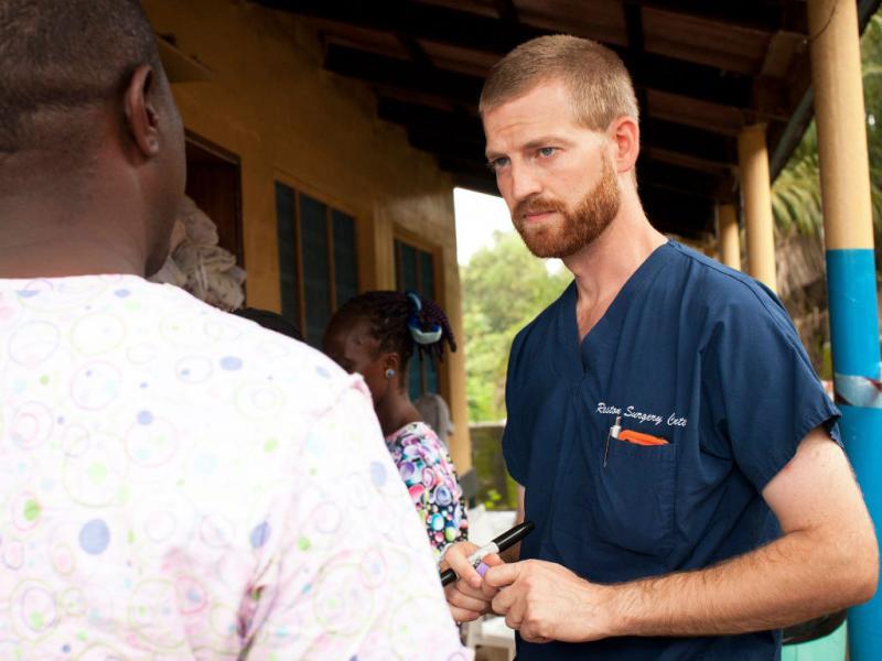 Médico norte-americano Kent Brantly (Reprodução Facebook)