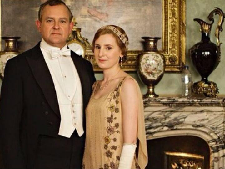 Temporada 5 de Downton Abbey (foto downtonabbey/PA)