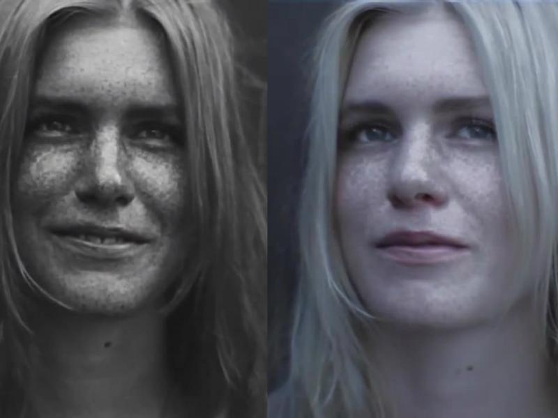 Já viu o que o protetor solar faz à sua pele?