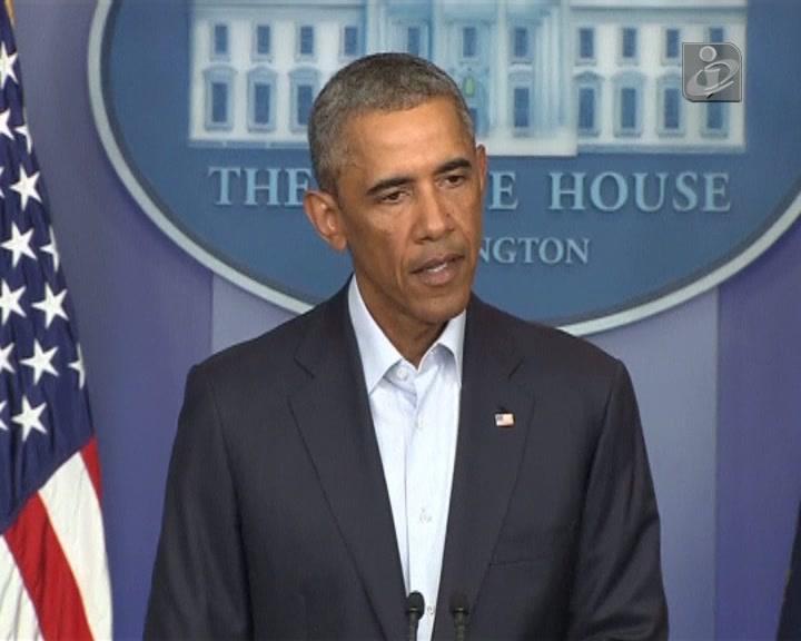 Obama faz um apelo ao entendimento em Ferguson