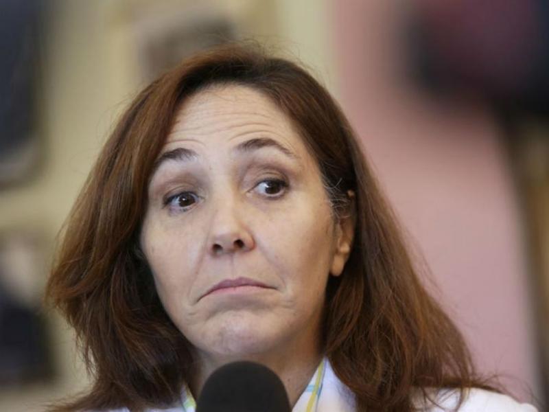 Mariela Castro [Foto: Reuters]
